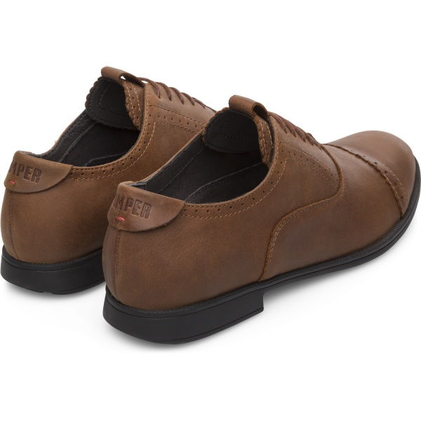 Camper Mil Brown Formal Shoes Women 21492-041