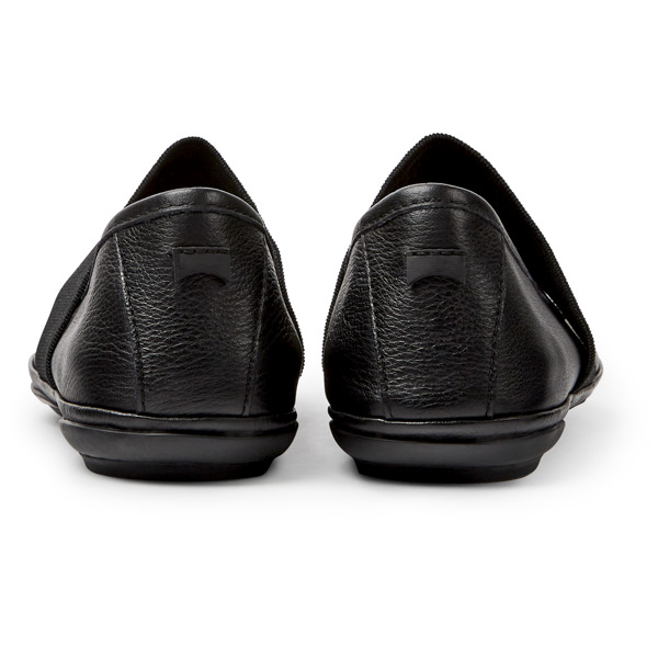 Camper Right Black Ballerinas Women 21595-018