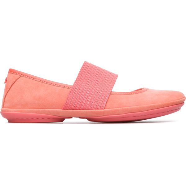 Camper Right Pink Ballerinas Women 21595-114