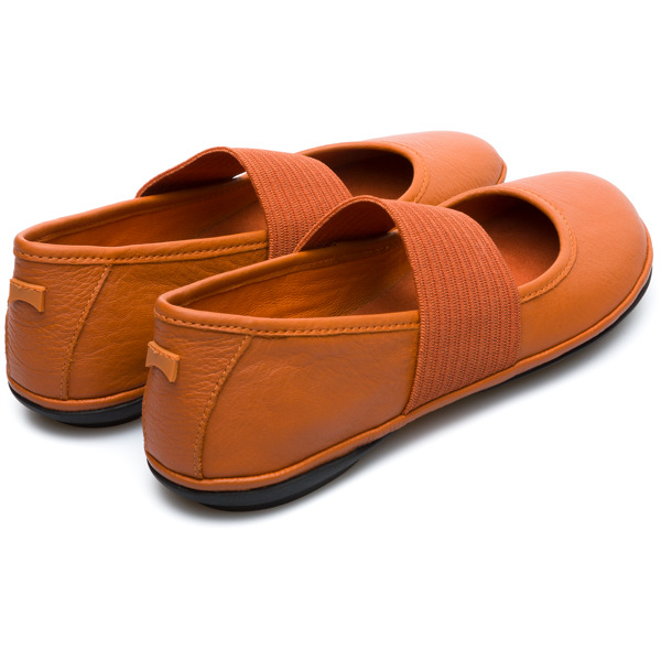 Camper Right Brown Casual Shoes Women 21595-122