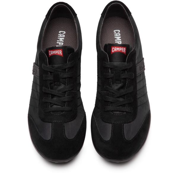 Camper Pelotas Step Black Sneakers Women 21814-008