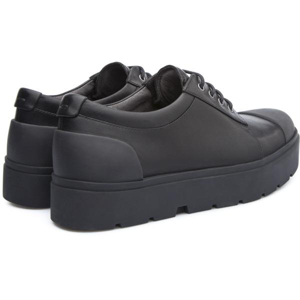 Camper Vintar Black Platforms / Wedges Women 21993-026