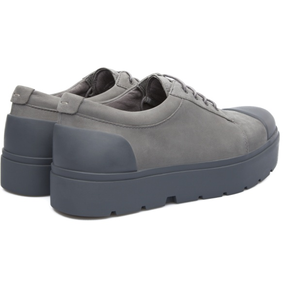 Camper Vintar Grey Platforms / Wedges Women 21993-028