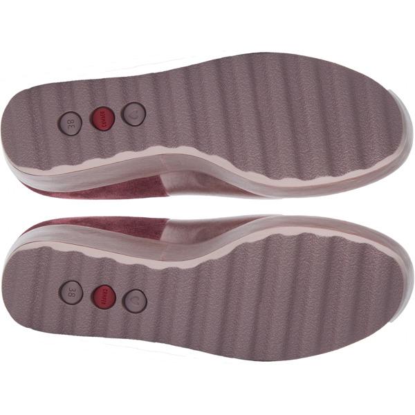 Camper Twins Red Platforms / Wedges Women 22089-029