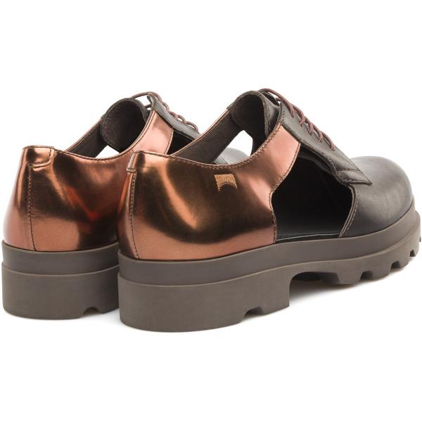 Camper Mil Multicolor Flat Shoes Women 22102-002