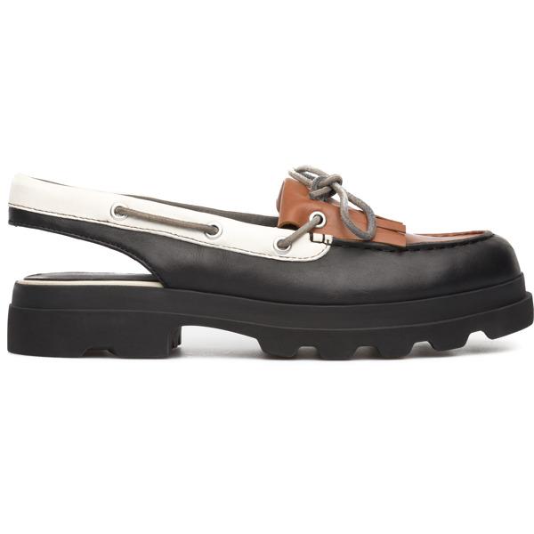 Camper Mil Multicolor Flat Shoes Women 22104-001