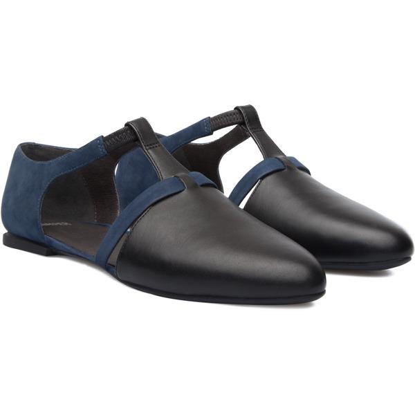 Camper Isadora Multicolor Flat Shoes Women 22563-027