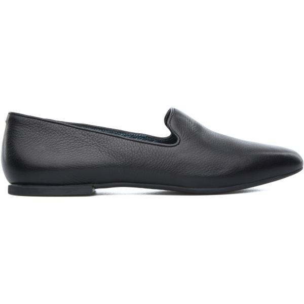 Camper Isadora Black Flat Shoes Women 22566-001
