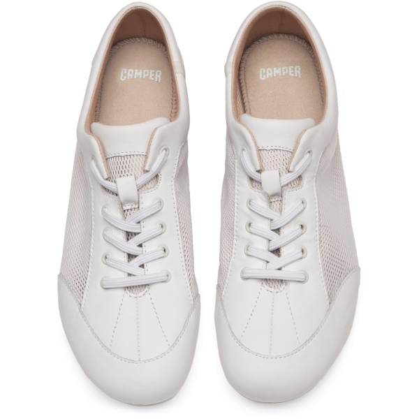 Camper Peu Senda White Sneakers Women 22614-026