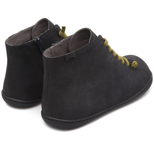 Camper Peu Black Casual Shoes Men 36411-081
