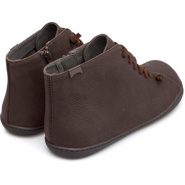 Camper Peu Brown Ankle Boots Men 36411-089