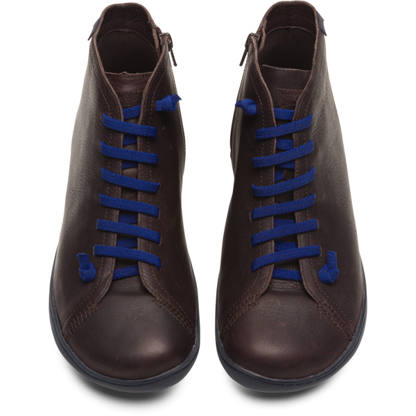 Camper Peu Brown Ankle Boots Men 36411-091