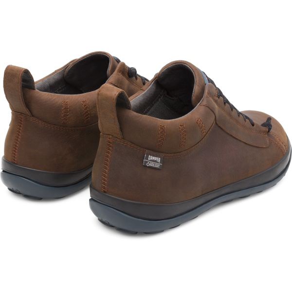 Camper Peu Pista Brown Casual Shoes Men 36544-060