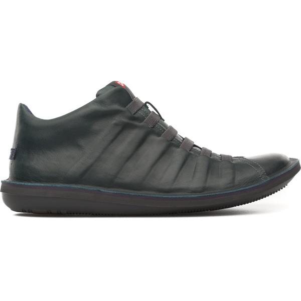 Camper Beetle Green Ankle Boots Men 36678-031