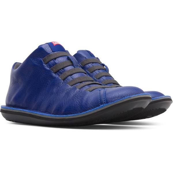Camper Beetle Blue Casual Shoes Men 36678-061