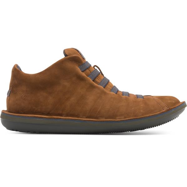 Camper Beetle Brown Casual Shoes Men 36678-063