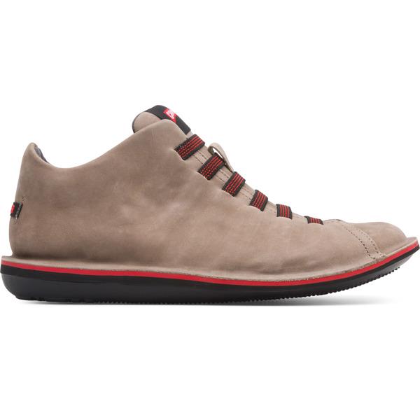 Camper Beetle Grey Casual Shoes Men 36678-065