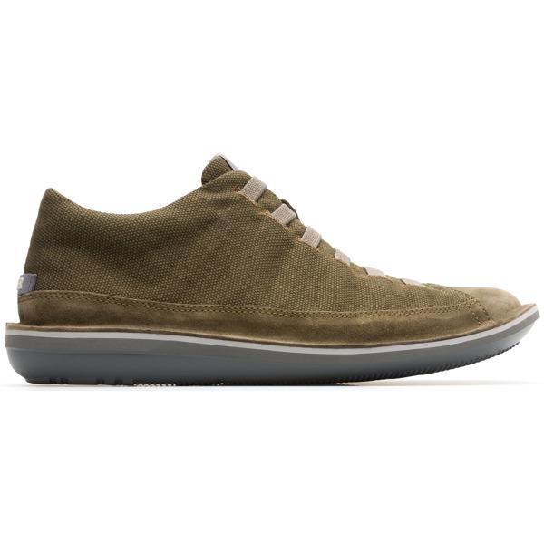 Camper Beetle Green Casual Shoes Men 36791-039