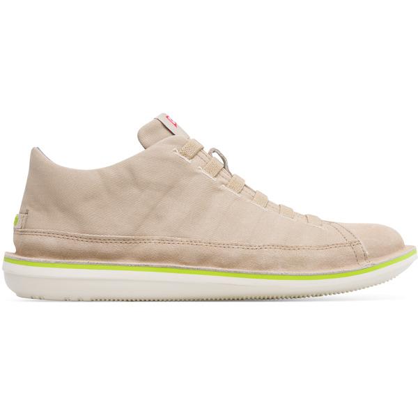 Camper Beetle Beige Casual Shoes Men 36791-050