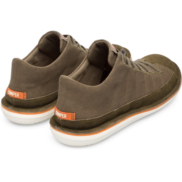 Camper Beetle Green Casual Shoes Men 36791-052