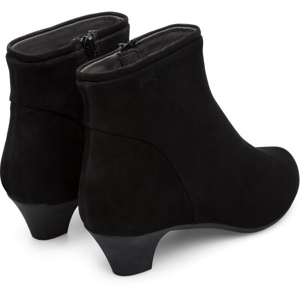 Camper Helena Black Formal Shoes Women 46232-039