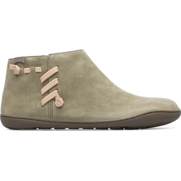 Camper Peu Green Casual Shoes Women 46824-044