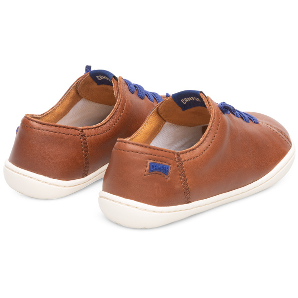 Camper Peu Brown Sneakers Kids 80003-115