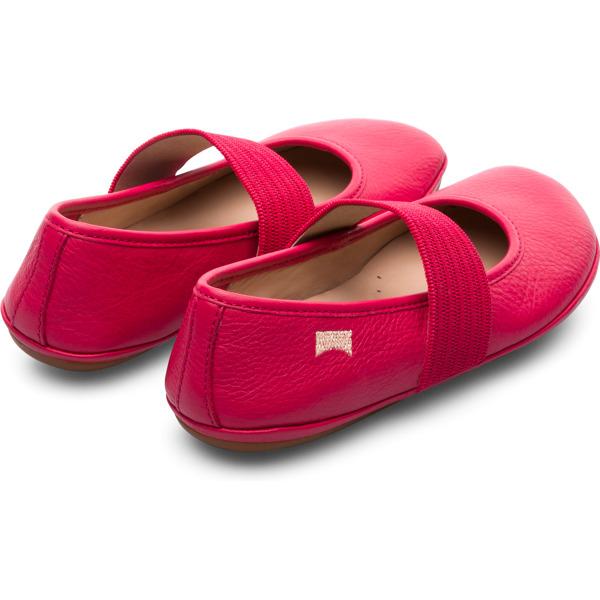 Camper Right Pink Ballerinas Kids 80025-115