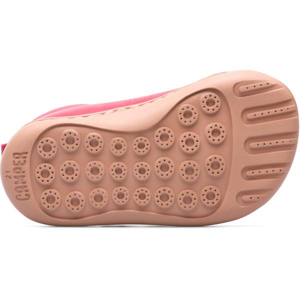 Camper Peu Pink Boots Kids 80153-070