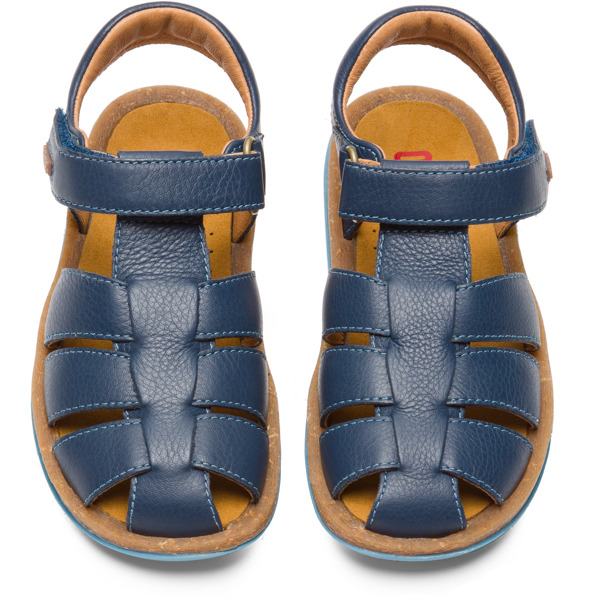 Camper Bicho Blue Sandals Kids 80177-045