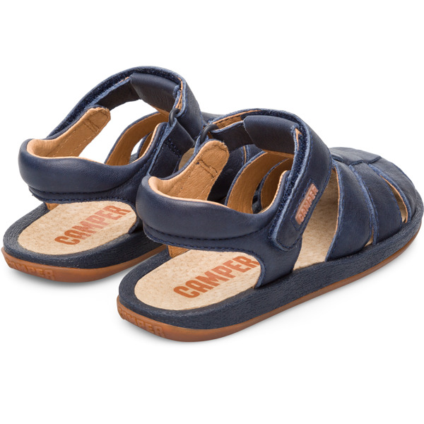 Camper Bicho Blue Sandals Kids 80177-048