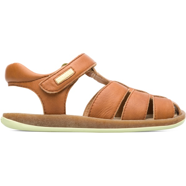 Camper Bicho Brown Sandals Kids 80177-049