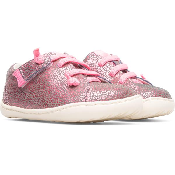 Camper Peu Pink Sneakers Kids 80212-075