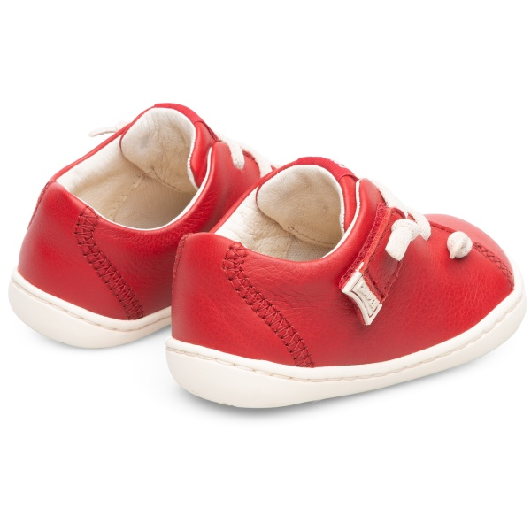 Camper Peu Red Sneakers Kids 80212-078