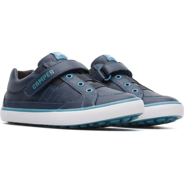 Camper Pursuit Blue Sneakers Kids 80343-057