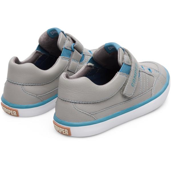 Camper Pursuit Grey Sneakers Kids 80343-058