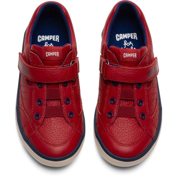 Camper Pursuit Red Sneakers Kids 80343-064