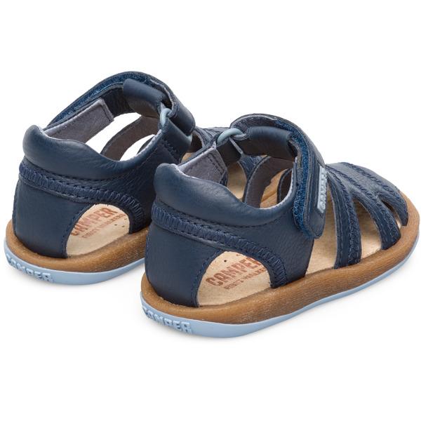 Camper Bicho Blue Sandals Kids 80372-050