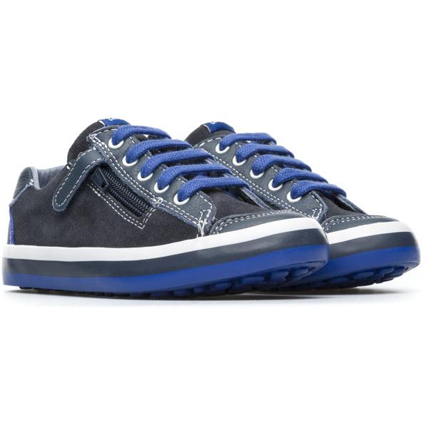 Camper Pursuit Blue Sneakers Kids 80535-036