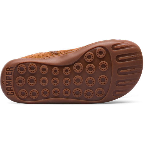 Camper Peu Brown Boots Kids 90019-076
