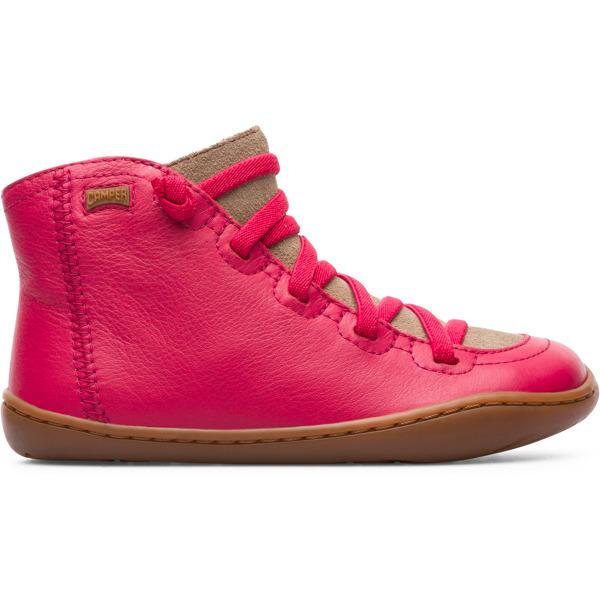 Camper Peu Pink Boots Kids 90085-074