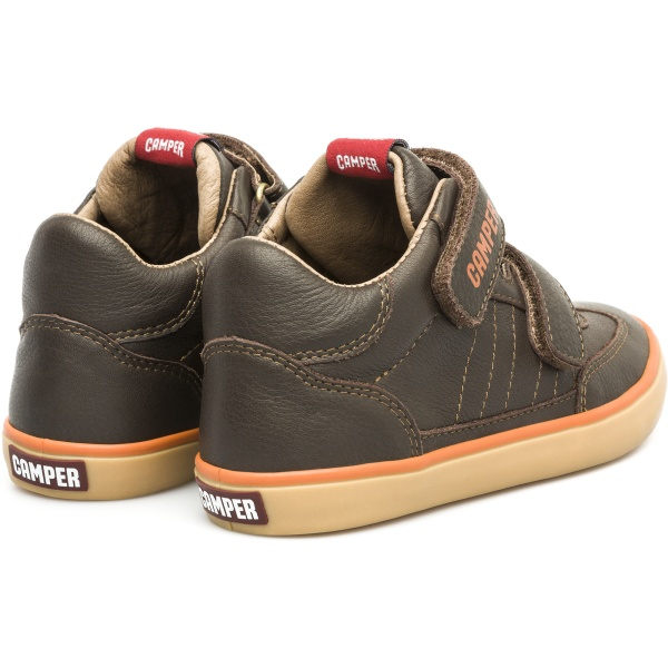 Camper PURSUIT Brown Sneakers Kids 90193-016