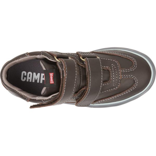 Camper Pursuit Brown Sneakers Kids 90193-043