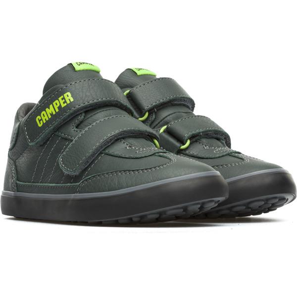 Camper Pursuit Green Sneakers Kids 90193-046