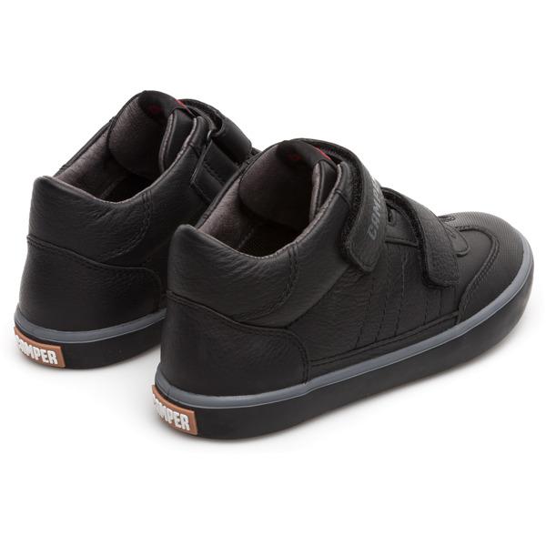 Camper Pursuit Black Sneakers Kids 90193-052