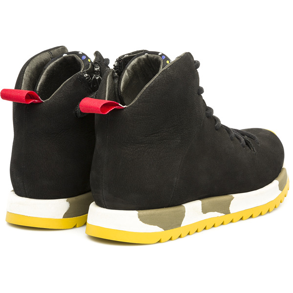 Camper HERO Black Sneakers Kids 90271-001