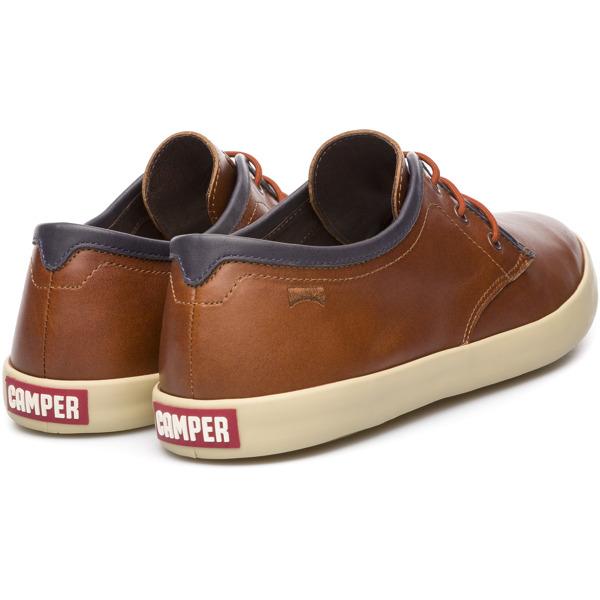 Camper Pursuit Brown Casual Shoes Men K100008-009