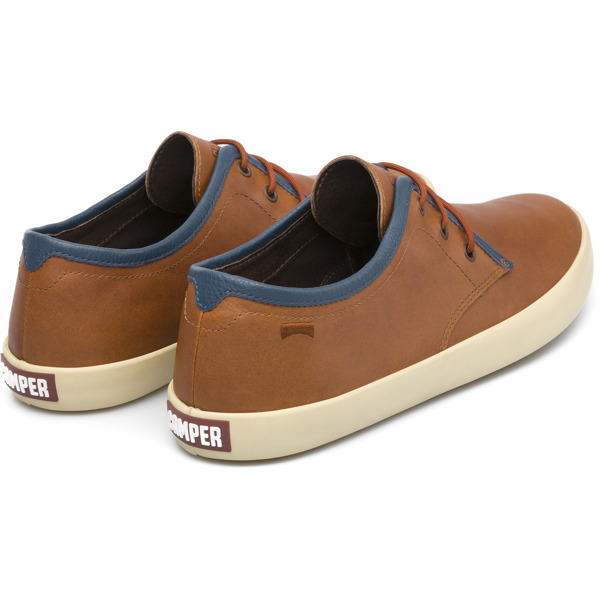 Camper Pursuit Brown Casual Shoes Men K100008-011
