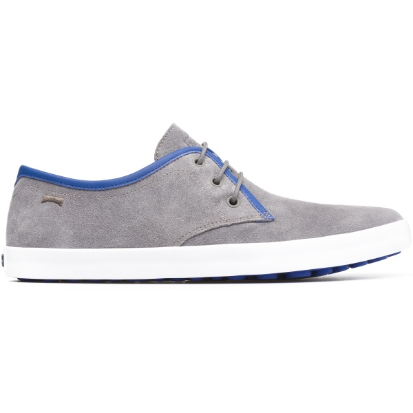 Camper Pursuit Grey Casual Shoes Men K100008-015