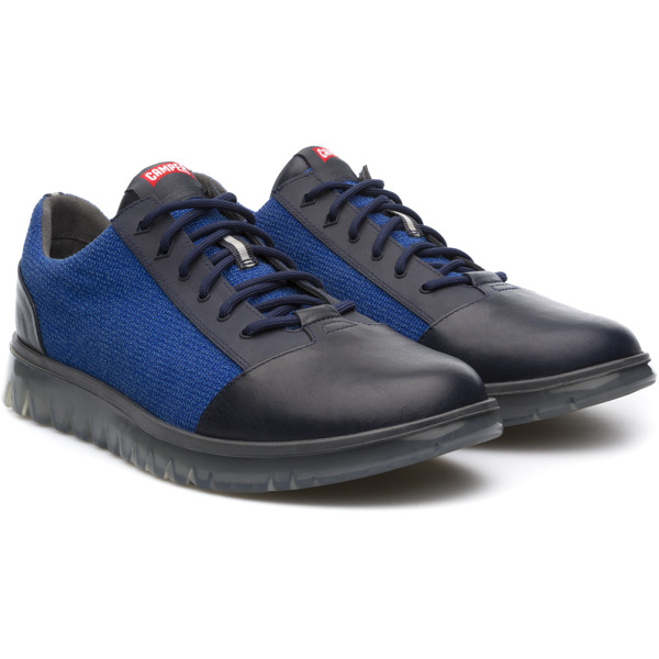 Camper Inout Blue Sneakers Men K100014-001
